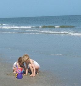 children-tybee-island-ocean
